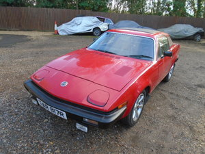 1977 TR7 FHC automatic, fresh mot, fully serviced For Sale