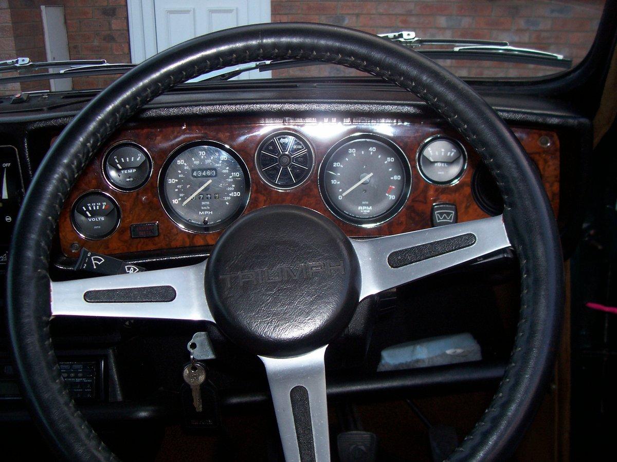 1981 Triumph Dolomite Sprint For Sale (picture 4 of 6)