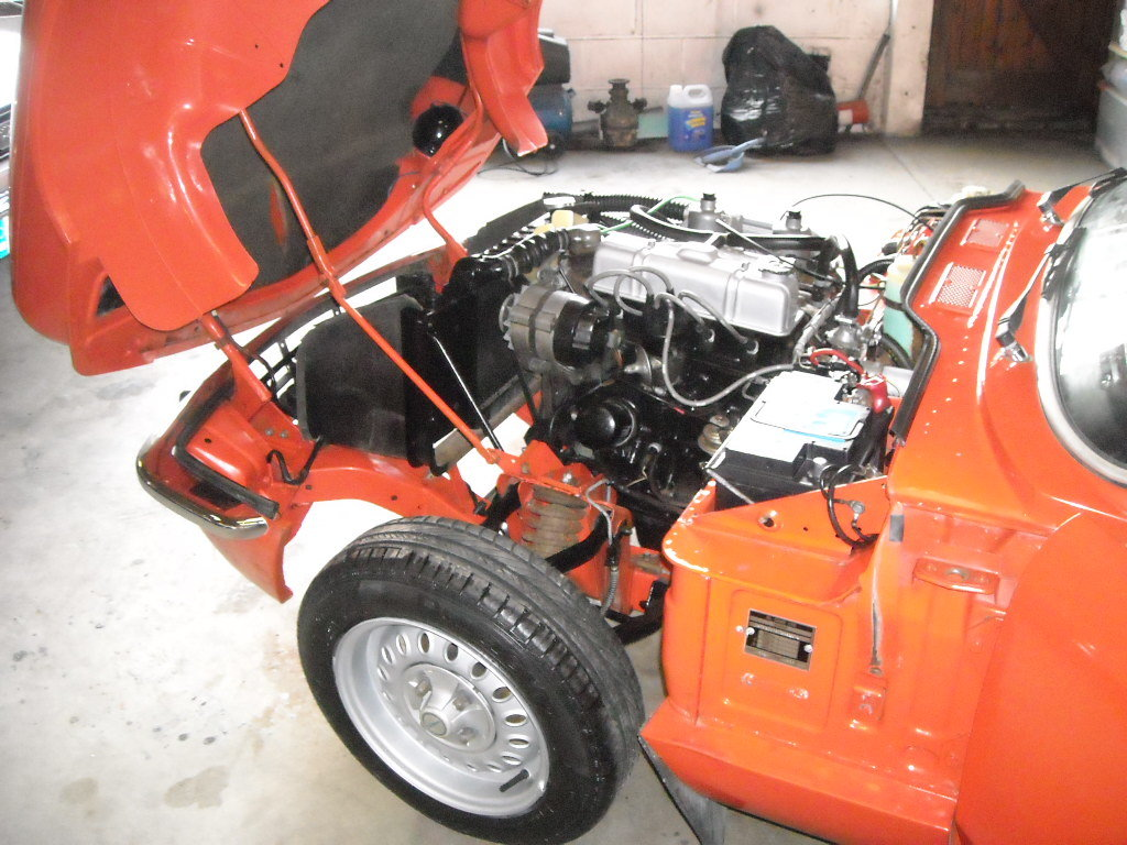 1981 TRIUMPH SPITFIRE 1500 STUNNING UN RESTORED CAR For Sale (picture 2 of 6)