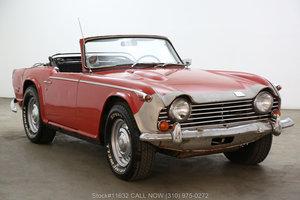 1968 Triumph TR250