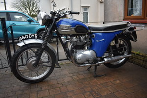 Lot 59 - A 1962 Triumph Tiger T100 SS - 02/2/2020 SOLD by Auction