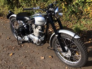1949 Rare TR5Trophy fully restored For Sale