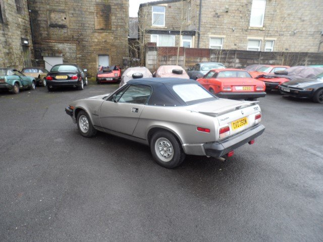 1981 Triumph TR7 DHC For Sale (picture 2 of 6)
