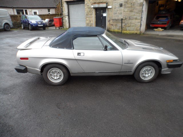1981 Triumph TR7 DHC For Sale (picture 3 of 6)