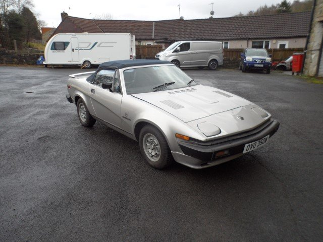 1981 Triumph TR7 DHC For Sale (picture 4 of 6)