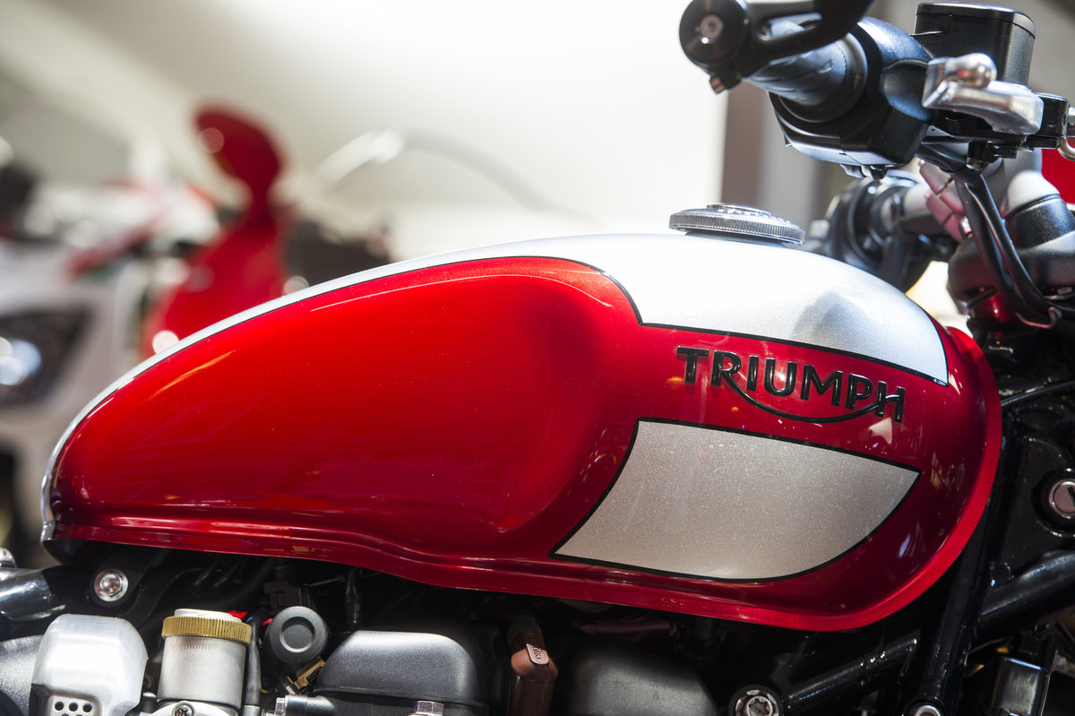 2018 Triumph Bobber Low Mileage example For Sale (picture 3 of 6)