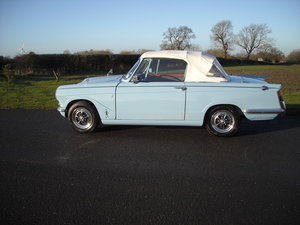 1970 TRIUMPH VITESSE MK2 2 LITRE CONVERTIBLE STUNNING CAR For Sale