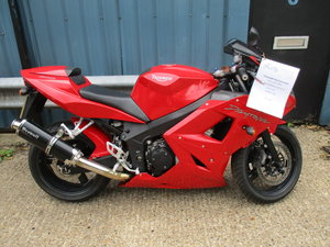 2005 Triumph Daytona 600 For Sale
