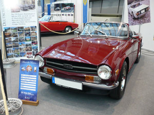 '69 TR6 PI, Rare opportunity to bring back home