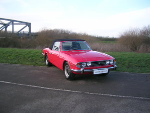 1974 Triumph Stag Historic Vehicle