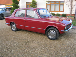 1976 TRIUMPH TOLEDO 1.3 RWD. 4 DOOR SALOON.  For Sale