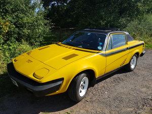 1977 Triumph TR7 Victory Edition Replica