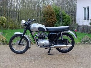 1959 Triumph 5TA Speed Twin