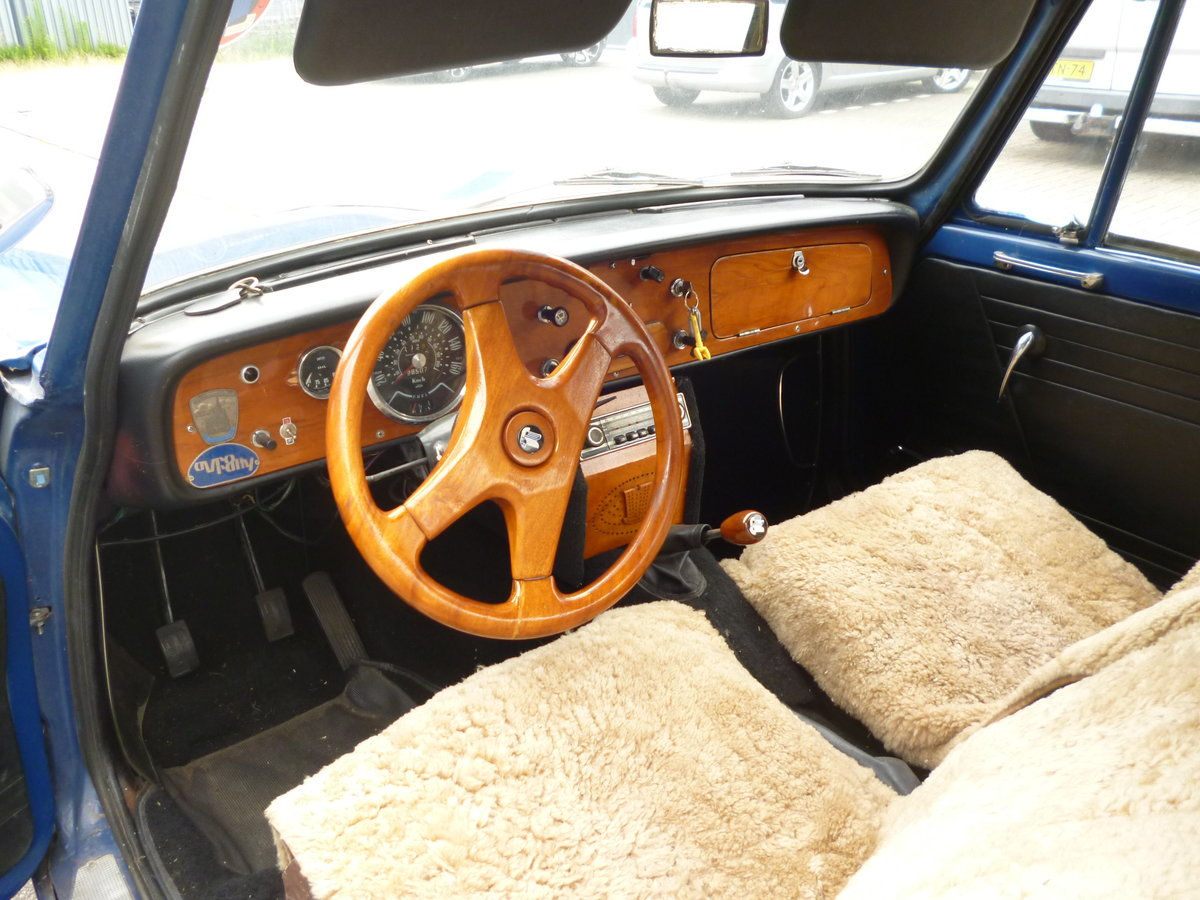 Triumph Herald 1970 LHD convertible For Sale (picture 3 of 6)
