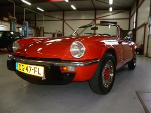 Picture of Triumph Spitfire 1500TC 1978 For Sale