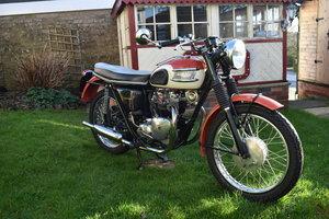 Lot 16 - A 1964 Triumph 3TA Twenty One - 02/2/2020 SOLD by Auction