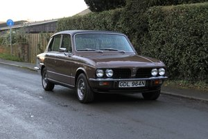 1975 Triumph Dolomite Sprint, full history from new. For Sale