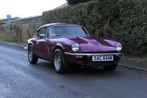 1974 Triumph GT6 MkIII, Show Standard, Fully Restored SOLD