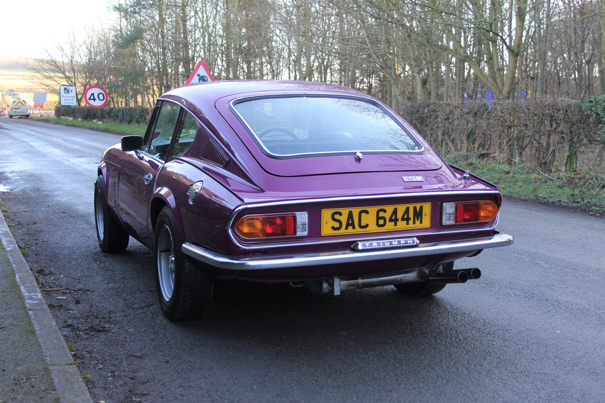 1974 Triumph GT6 MkIII, Show Standard, Fully Restored For Sale (picture 4 of 18)