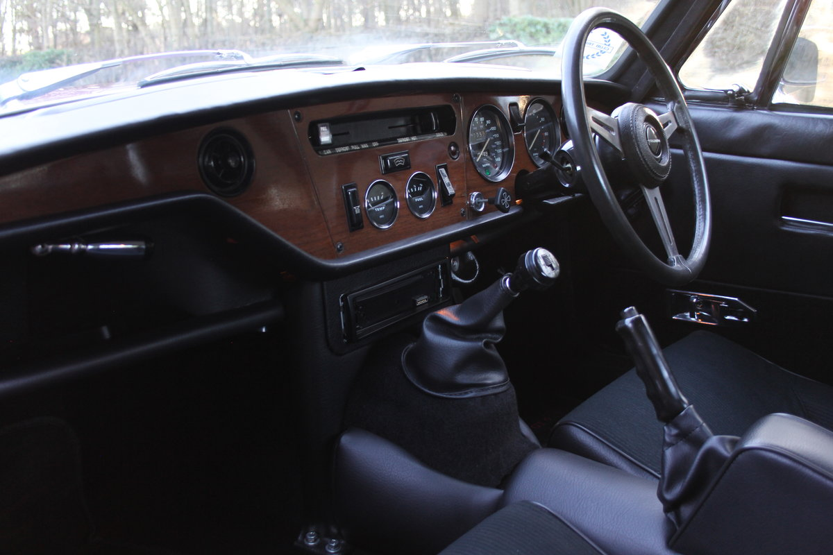 1974 Triumph GT6 MkIII, Show Standard, Fully Restored For Sale (picture 11 of 18)