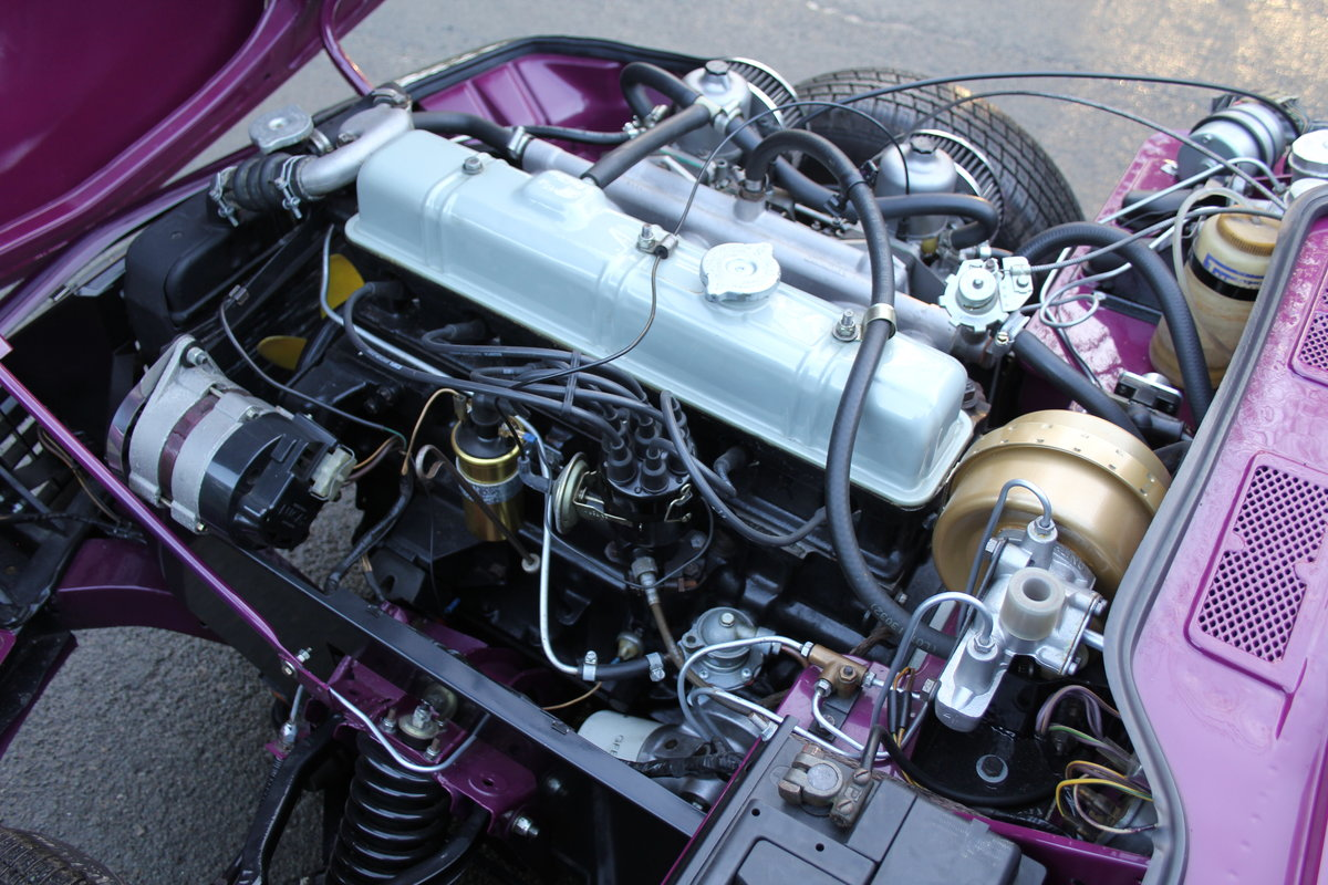 1974 Triumph GT6 MkIII, Show Standard, Fully Restored For Sale (picture 17 of 18)