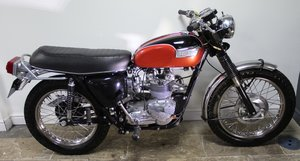 1970 Triumph T100 C Trophy  Matching engine and frame  SOLD