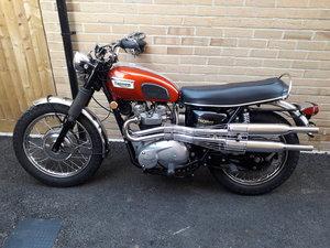 1971 Triumph TR6C Competition 650cc
