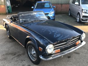 1973 Triumph TR6 CR125 For Sale by Auction