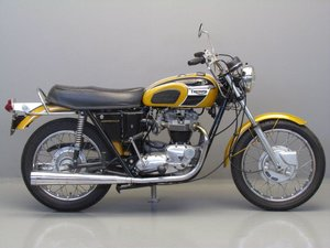 Triumph T120R 650 Bonnieville 1972 Parts