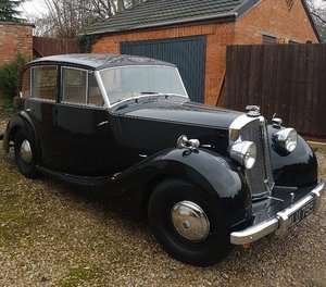 1951 Triumph Renown  SOLD