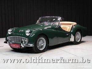 1959 Triumph TR3 A '59