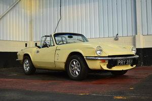 1974 Triumph GT6 MkIII