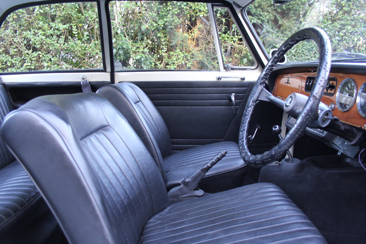 1970 Triumph Herald 13/60, 53700 miles, Superb History For Sale (picture 8 of 17)