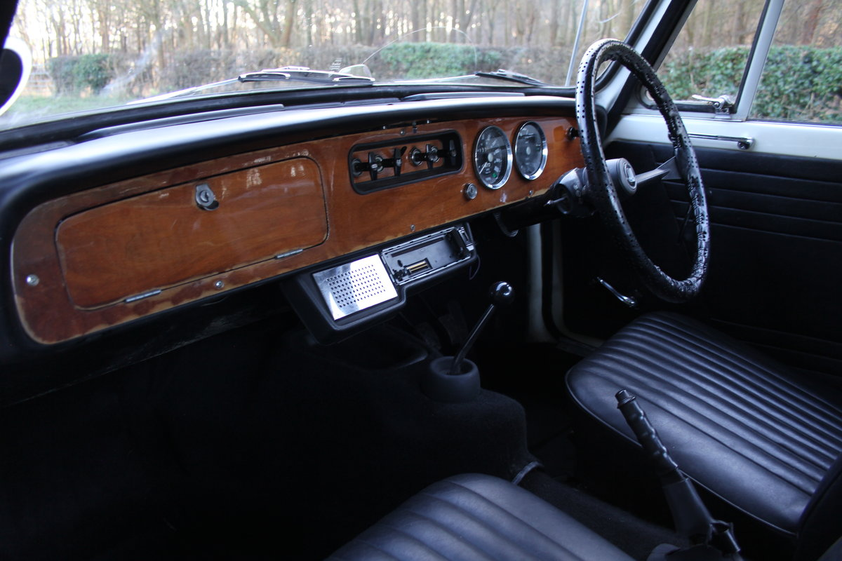 1970 Triumph Herald 13/60, 53700 miles, Superb History For Sale (picture 10 of 17)