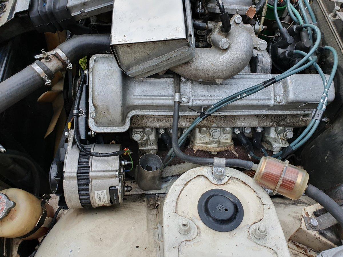 1973 Triumph Stag Auto For Sale (picture 4 of 6)