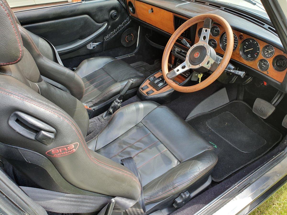 1973 Triumph Stag Auto For Sale (picture 5 of 6)