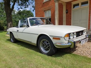 1973 Triumph Stag Auto For Sale