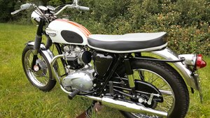 Picture of 1966 Triumph Bonneville T120R