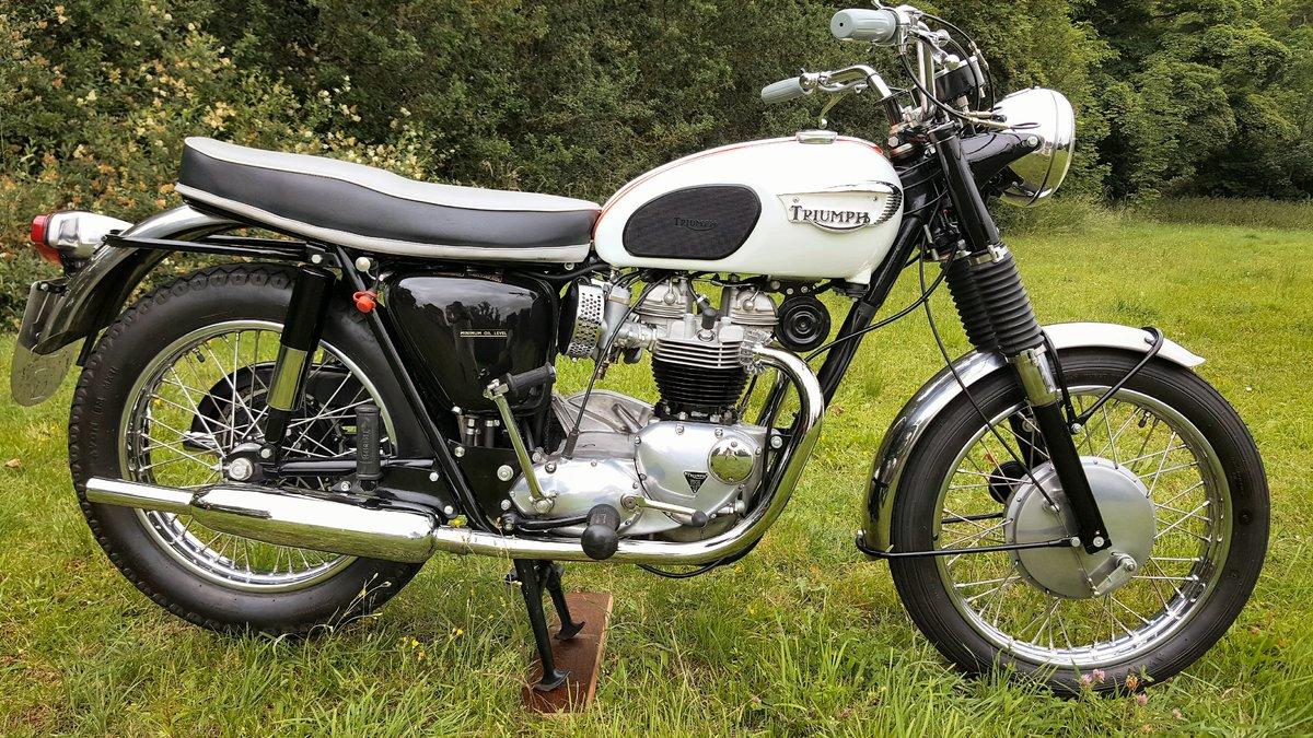 1966 Triumph Bonneville T120R  For Sale (picture 4 of 5)