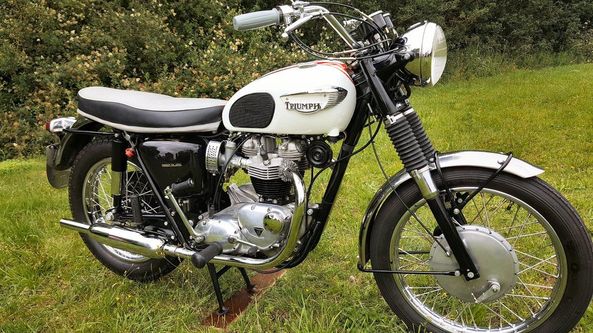 1966 Triumph Bonneville T120R  For Sale (picture 5 of 5)