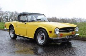 1972 TR6     108806