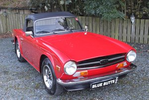 Triumph TR6 Man O/D 1973 For Sale