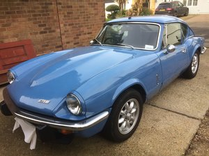 1973 Mk3 Triumph GT6  For Sale