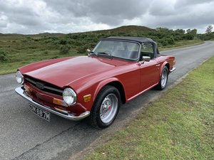 1974 Triumph TR6 O Drive For Sale by Auction