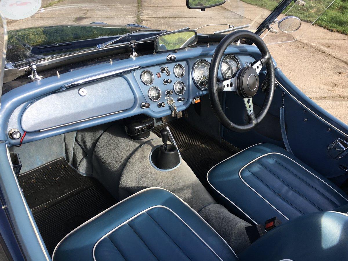 1956 Triumph TR3 For Sale (picture 5 of 5)