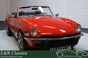 Triumph Spitfire 1500 Cabriolet 1977 Wire wheels For Sale