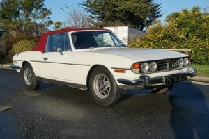 1975 Triumph Stag Automatic For Sale by Auction