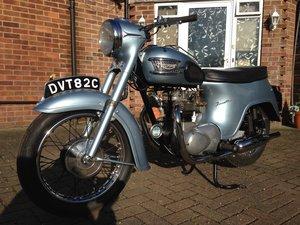 Triumph Tiger 21 350cc