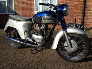 1960 Triumph Tiger 110 649cc