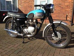 1960 Triumph Tiger 100 500cc